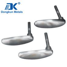 Botón de giro de acero inoxidable con fundición de precisión