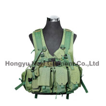 Military Gear Green Molle Veste tactique pour l'armée (HY-V057)