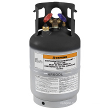 ECO-friendly Refrigerant Gas R1234yf For Air Conditioning