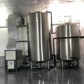 Mini équipement de brasserie pour bars à bière