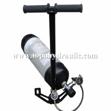 Air gun hunting paintball tank mini hand pump