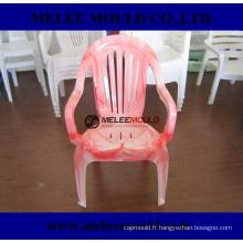 Moule en plastique de chaise pour la chaise de plage