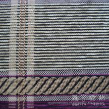 Tejido de tapicería del Chenille del telar jacquar