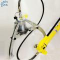 Extrator pequeno do rolamento da engrenagem hidráulica industrial do projeto profissional