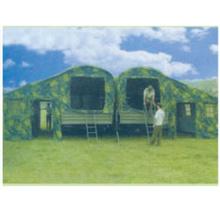 Dach mit fahrzeugseitigem Zelt