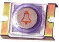 Presione el botón, componentes de ascensor, PB160A