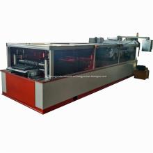 Máquina de malla de listones de listón de metal expandido galvanizado
