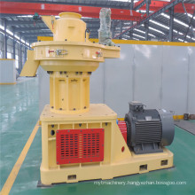 Pelletizing Machines for Wheat Straw by Hmbt