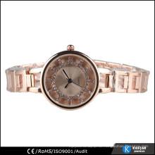 Zarte Armbanduhr Damen, kundenspezifische Uhren mit Logo