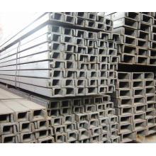 Barras de acero de canal de hierro laminado en caliente