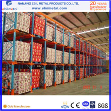 Hot Sale Chine Fabrication Steel Q235 Drive in Racking
