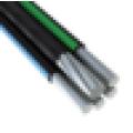 câble autoportant NFA2X // SAH - VO câble aérien