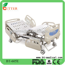 Elektrische Fünf Funktion ICU Medizinisches Bett mit CPR