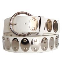 Shinny Fashion Young Lady′s PU Belt (KY1495)