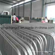 Contrôle des foules Barier, Barrières de contrôle des foules en métal (Usine à Anping)