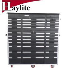 Gabinete del rodillo de la caja de herramientas del cajón del taller del uso industrial resistente