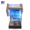 PVC window custom toy display packaging box