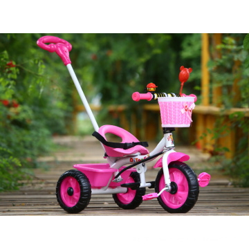 Metal Frame Small Kids Ride on Toys Kids Tricycle