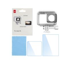 4K Tempered Glass Protector for Xiaomi Xiaoyi YI 2 II 4K Protective Film Screen Lens Guard