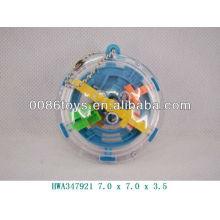 Волшебный интеллект Мяч Лабиринт IQ Головоломка Игрушка Очень Дешевые Игрушки Волшебный Интеллектуальный Шар