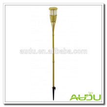 Audu Outdoor Garden Manufacture Bamboo Torch/flexible torch