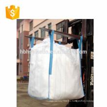 Bolso grande enorme del pp del envase de la tonelada FIBC de FIBC para el material de construcción