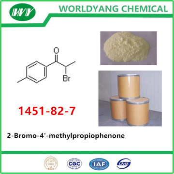 Hot Sale CAS No.: 1451-82-7 2-Bromo-4′-Methylpropiophenone