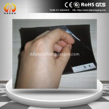 clear hologram rear projection film