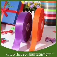 Wholesale custom ribbon,cheap wholesale purple ribbon