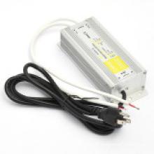 Le conducteur imperméable de 60W 12V 24V LED d'IP67 avec le CE TUV RoHS a approuvé