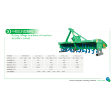 Farm Cultivator of Medium Size Box Serie