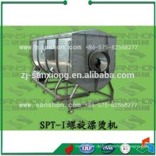 China Squid Rings Blanchiermaschine, Blanchiergerät, Blancher