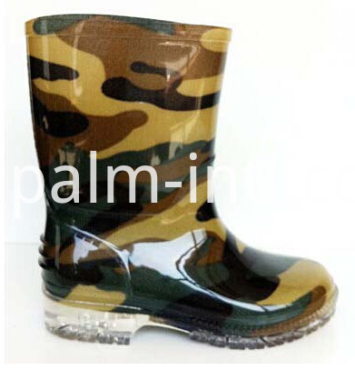 Injection Rain Boots