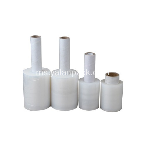 Bundling plastic moving stretch wrap film