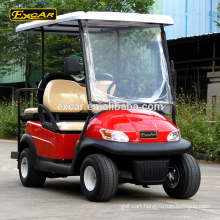 Excar 4 seater electric golf cart cheap golf cart club car golf buggy cart