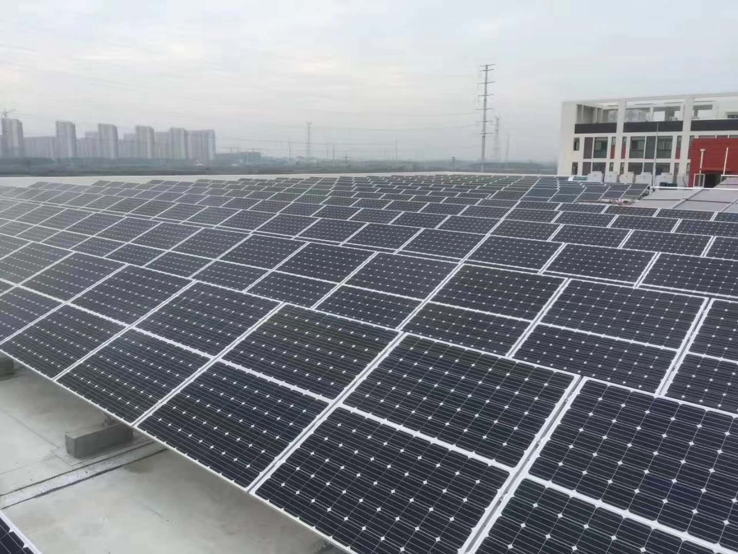 20MW Photovoltaic Power Plant