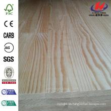 2440 mm x 1220 mm x 18 mm Alta calidad ISO14001Luxury Pantalla UV dedo del pie Panel de la Junta