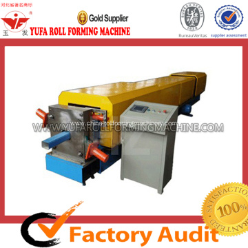 High Efficiency Downspout Metal Sheet Steel Roll Forming Machine