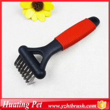 Factory wholesale price for Metal Trimming Knives OEM puppy grooming clipper supply to France Factory