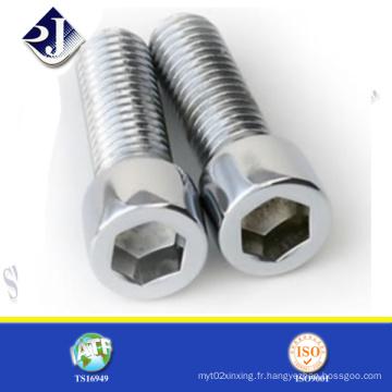 Vis hexagonale en acier inoxydable A2 Hex Socket Cap