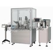 Parfum mengisi dan pembatasan mesin ZHY-50