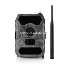 Горячая оптовая продажа водонепроницаемый ночного видения 12mp SMS и MMS 3G цифров звероловства камеры тропки