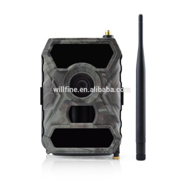 Hot wholesale waterproof night vision 12mp sms mms 3g digital hunting trail camera