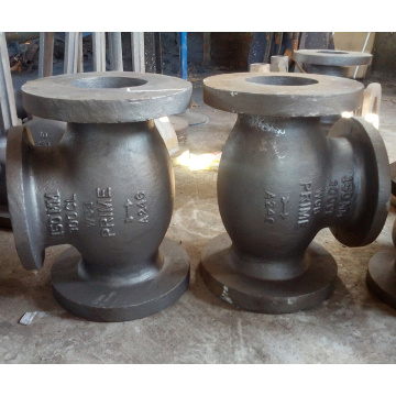 Investment Casting Steel Check Valve Body