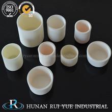 1800 High Temperature Resistance Alumina Crucible