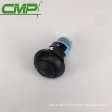 12mm SPST 1NO Plastic LED Push Button
