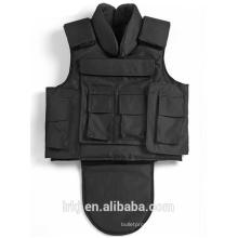 NIJ IIIA Aramida kevlar cuerpo completo armadura a prueba de balas chaleco táctico a prueba de balas