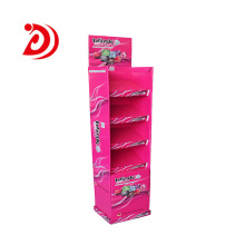 Candy paper floor display stands​