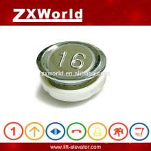 B13P3 pièces d'ascenseur bouton-poussoir / bouton poussoir élévateur / bouton poussoir d'ascenseur
