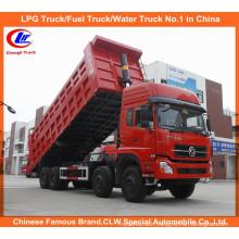 Dalishen 8X4 Dongfeng Dump Truck/Tipper Truck Wth Cummins Engine